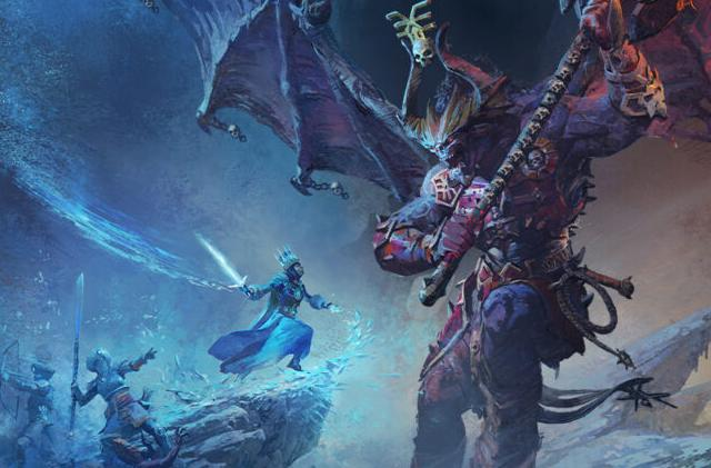 Sega unveils 'Total War: Warhammer 3' with a trailer full of magic and monsters