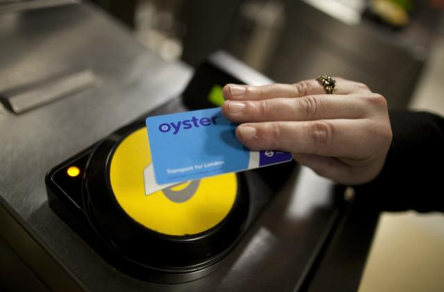 Oyster and contactless cards now stretch to Gatwick Airport