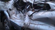 Shocking Crash Photos Teach Lifesaving Car Seat Lesson