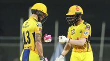IPL 2021: Chennai post 220/3 against Kolkata at the Wankhede