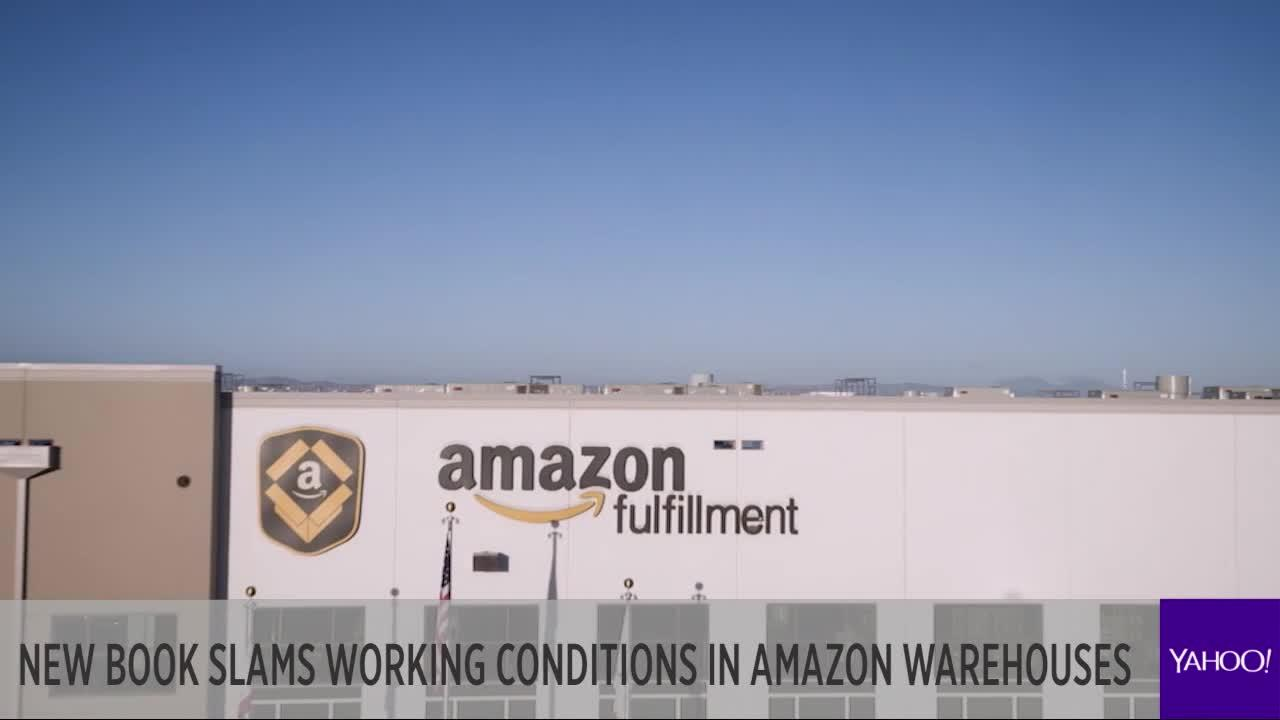 Amazon employees afraid to take bathroom breaks, sick days? [Video]