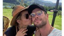 Elsa Pataky y Chris Hemsworth hacen balance de sus inolvidables vacaciones en España
