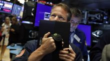 Stocks tumble on trade war anxiety; Dow falls 300 points