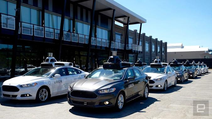 Uber creates an AI lab to help fuel its self-driving dreams