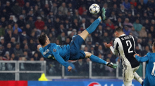 The incredible goal that sparked Juve's pursuit of Ronaldo