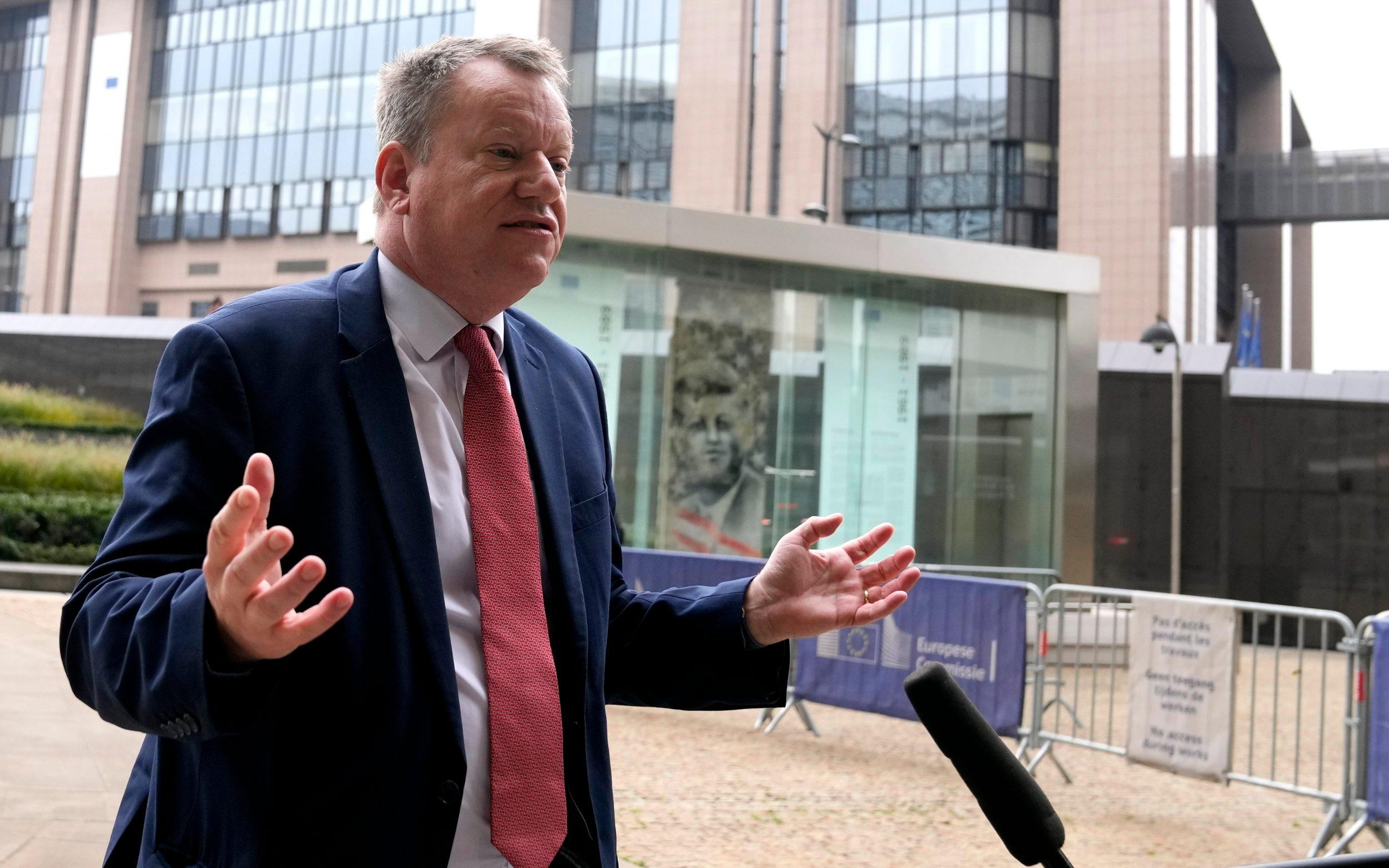 Northern Ireland Protocol will need renegotiating in future even if new Brexit deal agreed