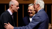European stocks nudge higher on Barnier's Brexit optimism
