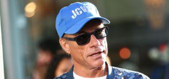 Van Damme saves dog's life in fake passport row