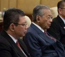 Malaysia's Mahathir cancels China-backed rail, pipeline projects