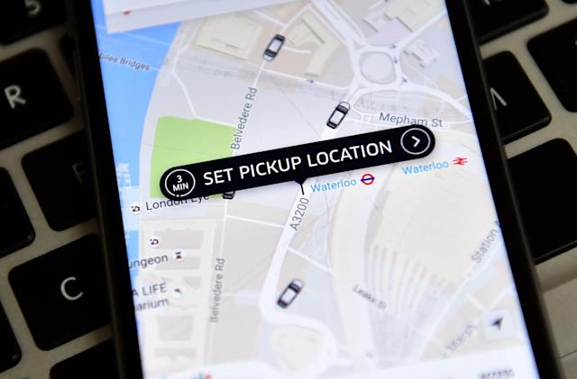 Uber just lost its London taxi license