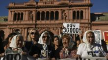 Mothers in Argentina march to remember, four decades on