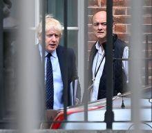 'Matt Hancock is f------ hopeless': Dominic Cummings embarrasses Boris Johnson by revealing text tirade