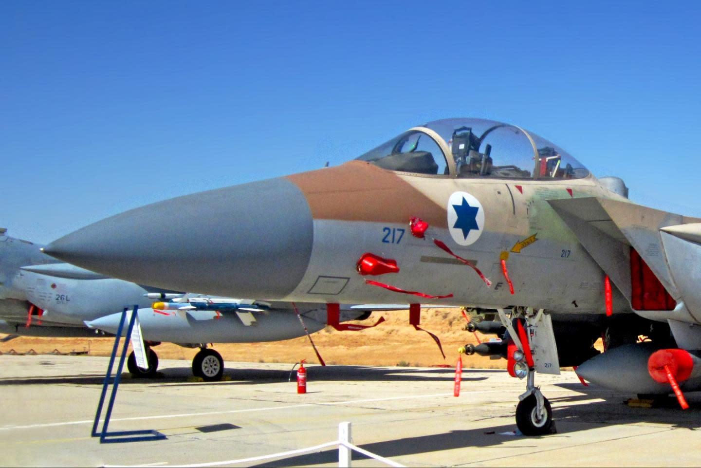 israeli fighter jets safe - HD1440×961