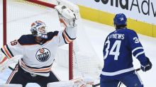 Leafs look to regroup ahead of rematch with Oilers; Auston Matthews misses practice