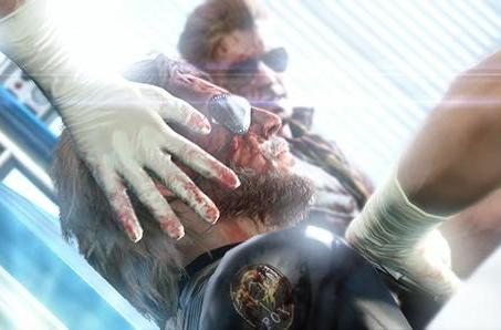 Metal Gear Solid must reflect the era in which it's made, Kojima says