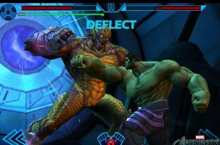 Marvel Avengers Initiative brings Infinity Blade hack-and-slash to the world of the Avengers
