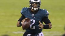 Eagles not ready to name Jalen Hurts starter, why competition could work in his favor