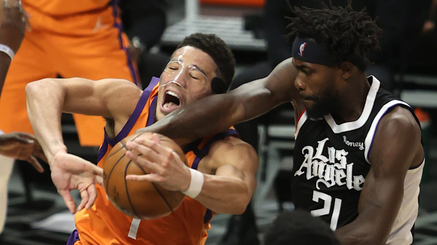 Clippers prove Suns are beatable, after all