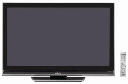 JVC Victor squeezes two more into their HD LCD line