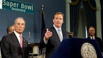 New York City, New Jersey lay out Super Bowl plans