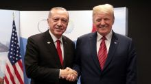Erdogan and Trump urge cooperation after Turkey's Syria threat