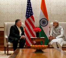 Pompeo vows cooperation with India but trade, defense issues unresolved