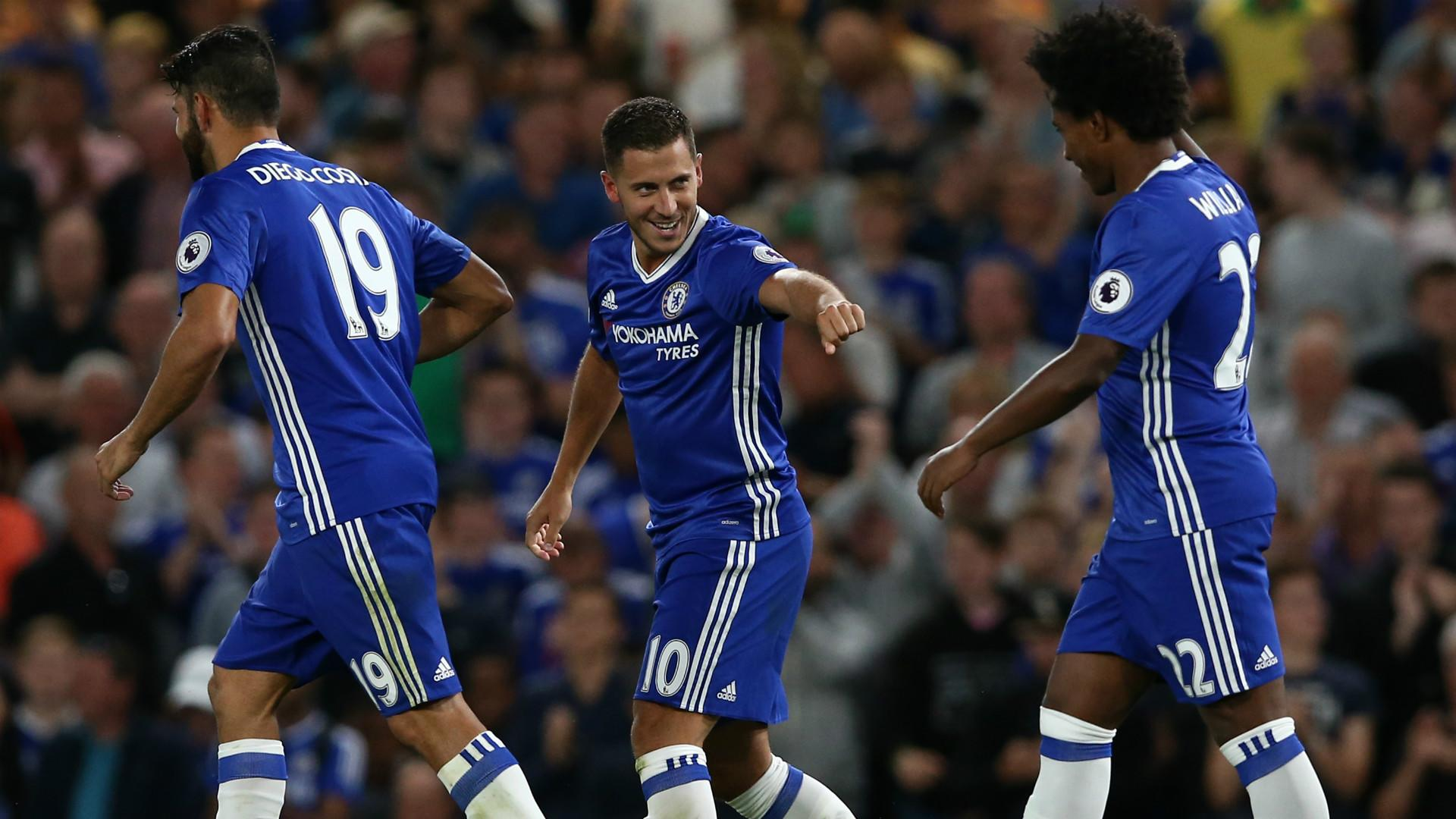 chelsea must not rely on hazard