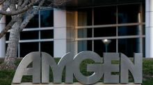 Amgen Topples After Increased Forecast Still Lags Some Views