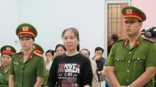 Dissident Vietnam blogger 'Mother Mushroom' released, on way to US