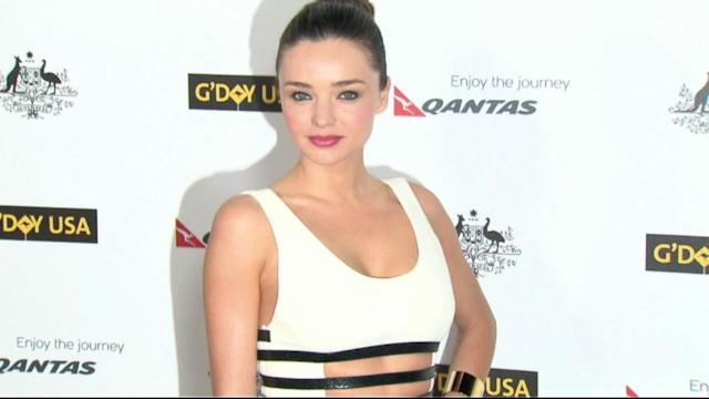 Super Model Miranda Kerr Is a Super Mom