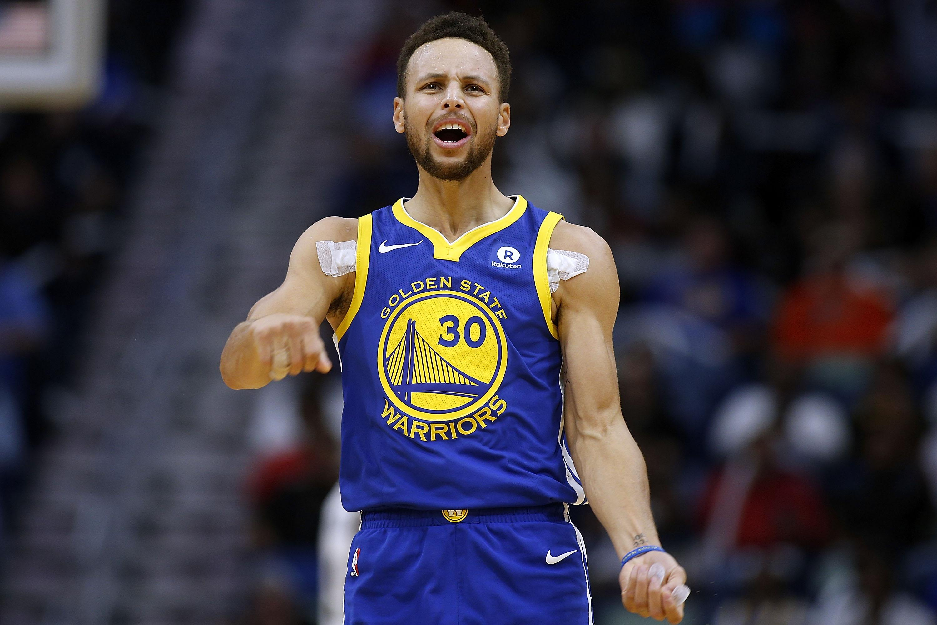 Warriors' Stephen Curry has no structural damage in ankle