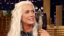 Kristen Wiig Dresses as the Mother of Dragons