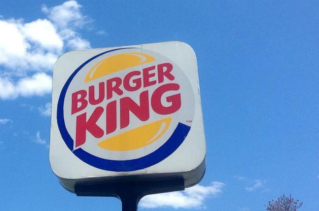 Burger King starts online order and home delivery trial in the UK