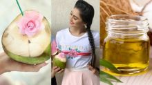 8 Amazing Beauty Benefits Of Coconut Water For Glowing Skin And Lustrous Hair