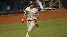 Adam Haseley back with Phillies, working toward a return