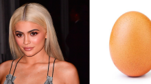 Kylie Jenner's Response to Having Her Instagram Record Smashed by an Egg Is Too Funny