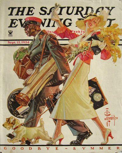 Iconic US magazine Saturday Evening Post comes to Newsstand