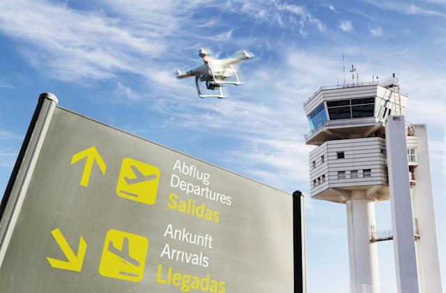 The FAA just tested an FBI drone-finding system at JFK