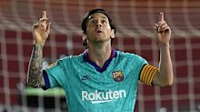 Man City would win title with Messi, says Crouch
