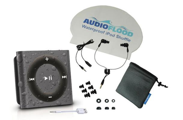 AudioFlood's waterproof iPod is a swimmer's music dream come true