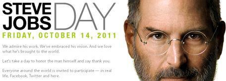 Creative firm declares Steve Jobs Day on October 14