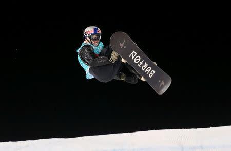 X Games Hafjell Big Air Snowboard, Men's finals.