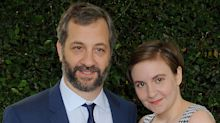 """Judd Apatow is defending Lena Dunham for standing by Murray Miller, the """"Girls"""" writer accused of sexual assault"""