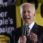 The Latest: Biden says Booker, not he, should apologize