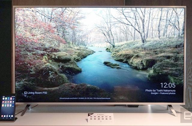 Vizio TV update helps you play HDR Blu-ray movies