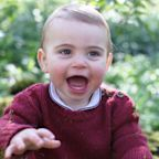 Kate Middleton Shares New Photos of Prince Louis Ahead of His 1st Birthday
