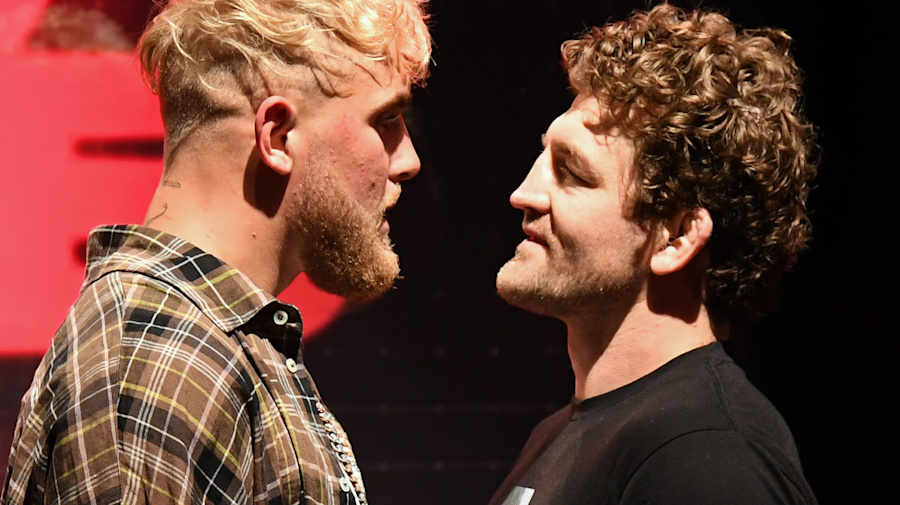 Can Jake Paul handle a pro fighter?