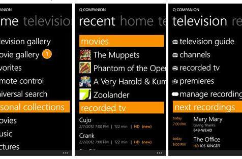 Ceton's Q DVR companion app for Windows Phone gets detailed tour (video)