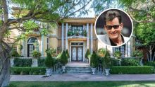 Charlie Sheen Lists Longtime Mansion in Beverly Hills (EXCLUSIVE)