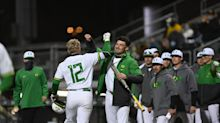 Oregon outmaneuvers Oregon State in 4-1 old-school baseball win